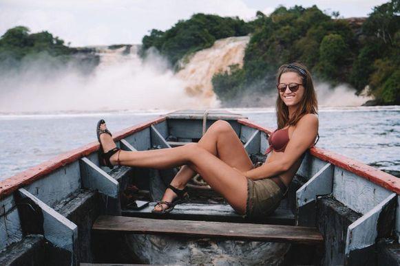 Lexie Alford in Venezuela, een land dat haar verbaasde.