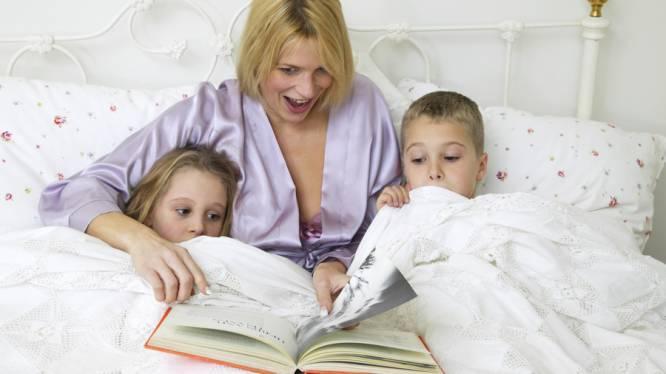 Eén op vijf ouders wil geen sprookjes voorlezen