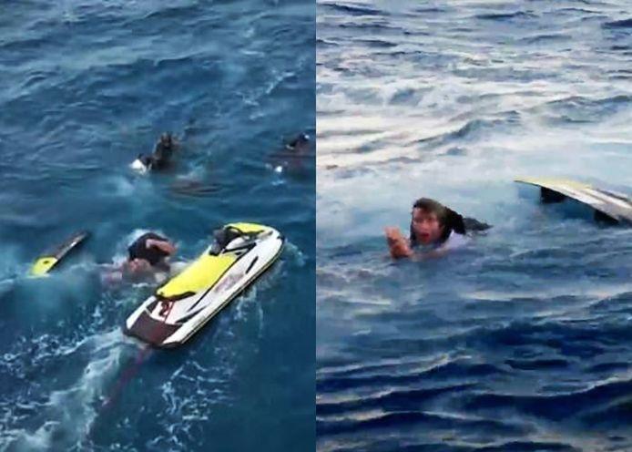 De opnames van het Discovery-programma 'Shark Week' met Sean McInerney zijn misgelopen.