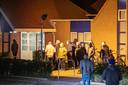 Op Urk ontstonden maandagavond rellen naar aanleiding van een ruzie tussen Jan Willem (17) en Soufyan (18).