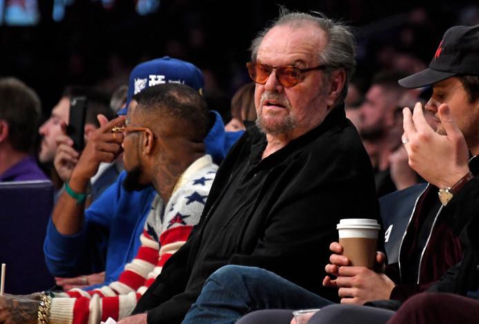 Jack Nicholson avec son fils Ray.