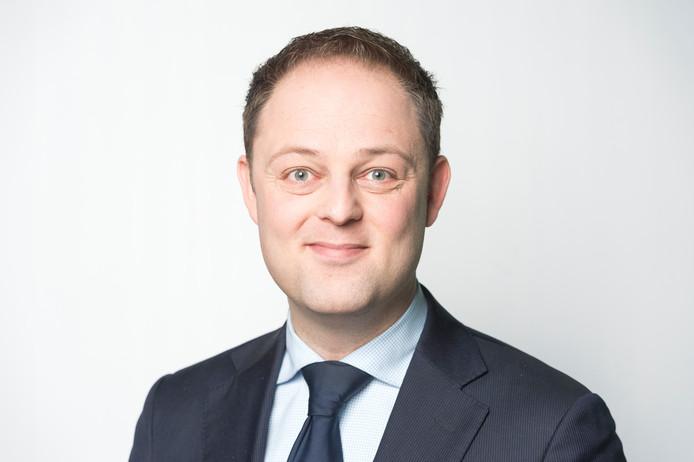 Kamerlid van het CDA Harry van der Molen.