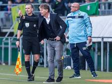 Groenendijk: Feyenoord stond in slotfase ballen weg te knallen