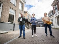 Drie op een rij voor broers Elhorst aan de Deurningerstraat in Oldenzaal: forse uitbreiding Wine & Bite