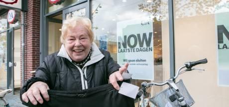 Verdriet om vertrek C&A in Hardenberg: 'Ik ben hier nog nooit in andere winkel geweest'