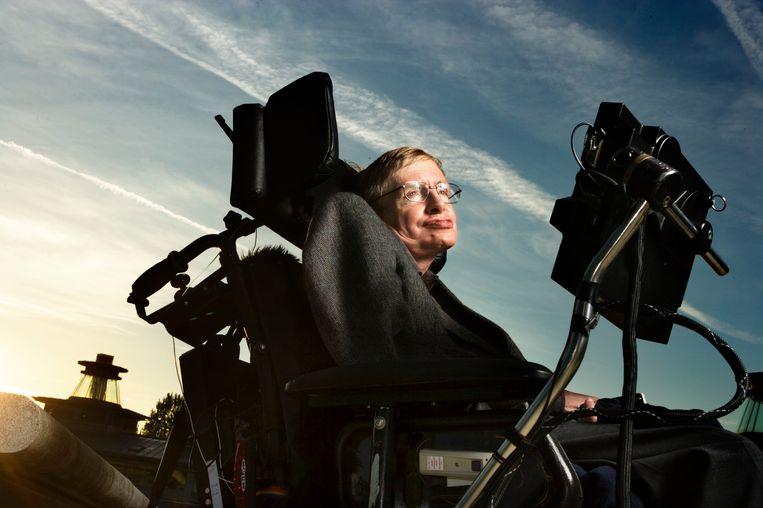 'De wetenschap zal winnen omdat het werkt', zei Hawking over religie Beeld photo_news