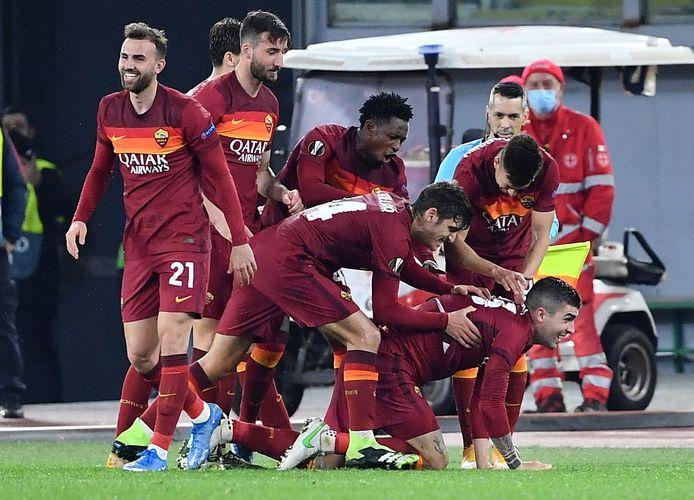 AS Roma.
