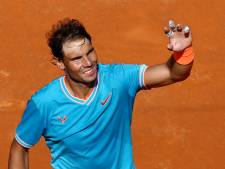 Nadal déroule et va en demi-finales à Rome