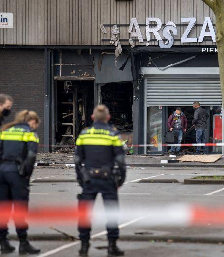 Vier personen aangehouden in onderzoek explosies Poolse supermarkten
