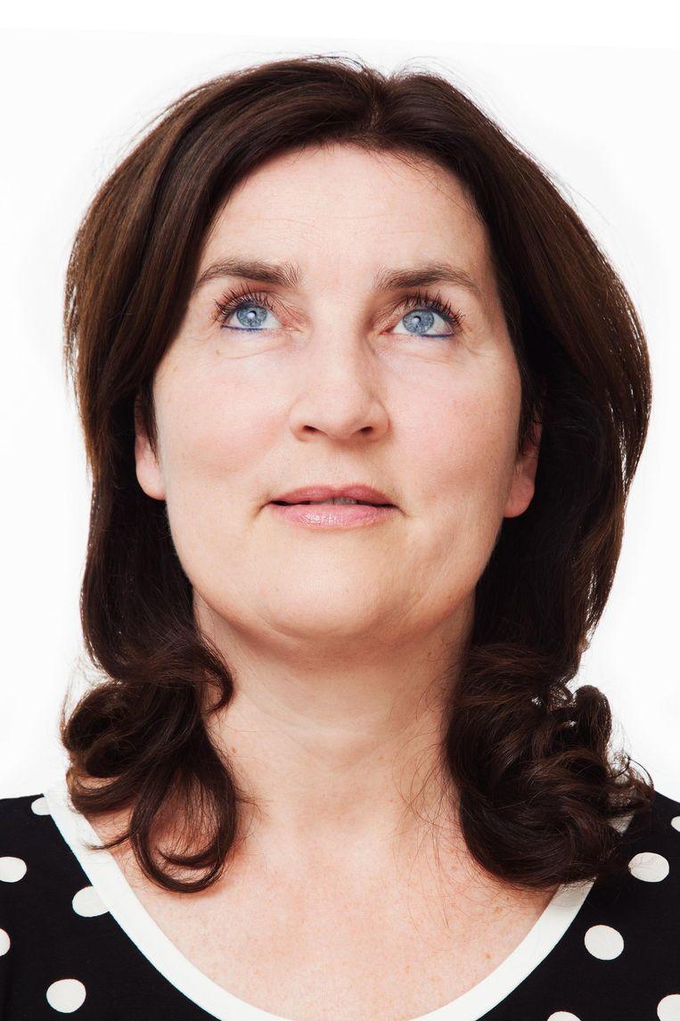 Karin Pijnaker twee jaar later Beeld Carolien Sikkenk