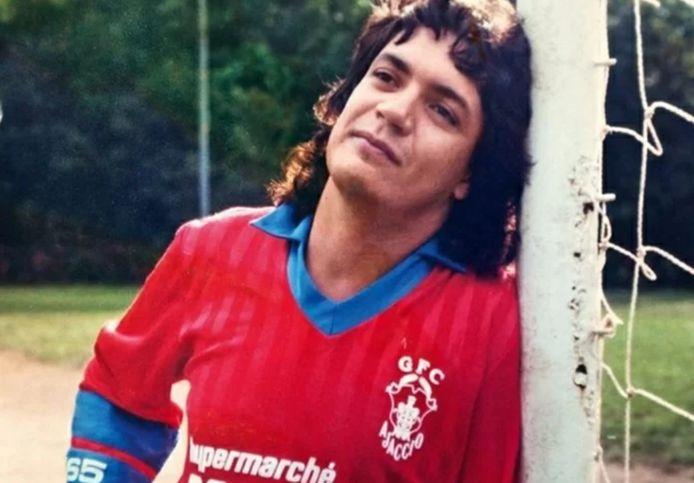 Carlos Henrique Raposo in zijn jonge jaren.
