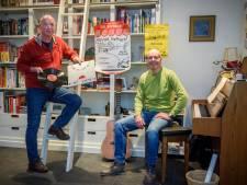 Herinneringen ophalen met oud-leden jongerenkoor Young Harvest in Veldhoven
