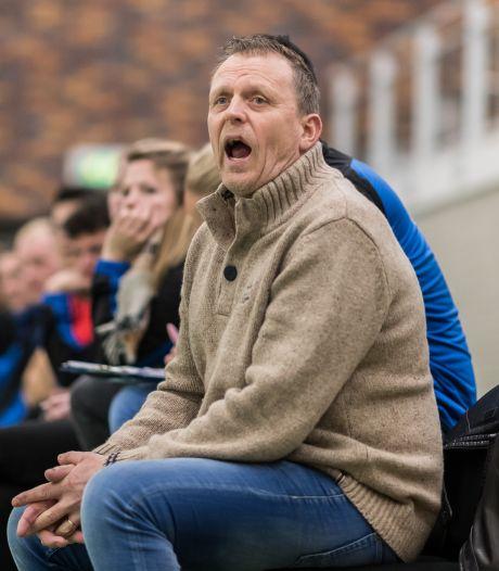 Korfbalcoach Gert Schorn en NKC'51 hebben een match