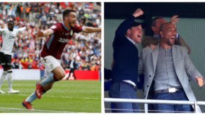 Aston Villa stijgt weer naar Premier League en krijgt jackpot, tot euforie van prins William