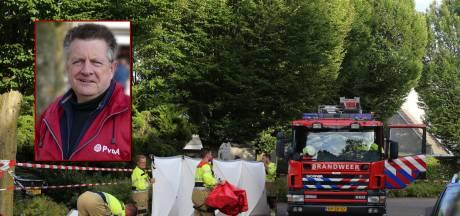 Dode man in huis Sint-Michielsgestel is PvdA-fractievoorzitter Jack de Vlieger, politie houdt verdachte aan