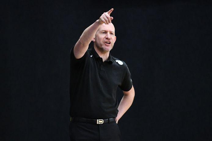 Coach Arvid Diels is een rasechte Mechelaar en heeft de ervaring om Kangoeroes naar succes te leiden.