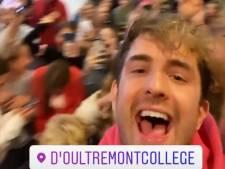 Vlogger Korthom had politie niet verwacht na pizza-actie: 'Wilde positiviteit verspreiden'