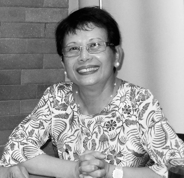 Hariëtte Mingoen, voorzitter Stichting Comité Herdenking Javaanse Immigratie en bestuurslid stichting Javanen in diaspora Nederland. Beeld