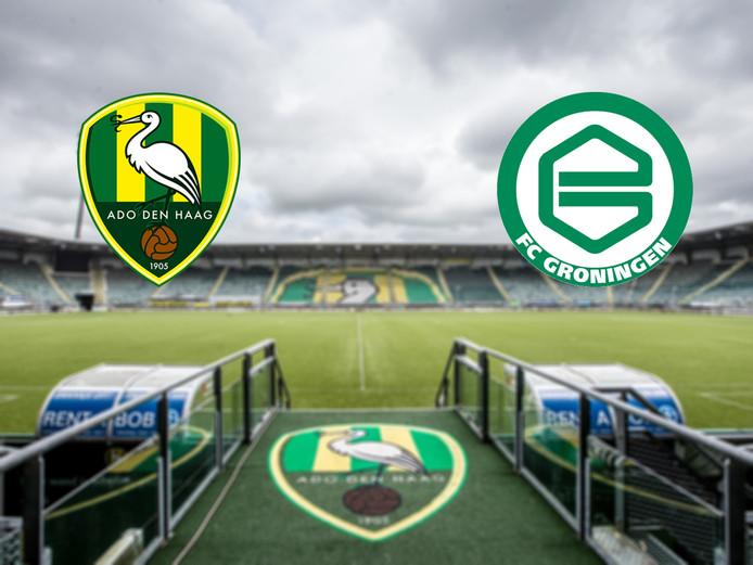ADO Den Haag - FC Groningen.