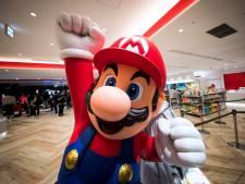 Nintendo lance sa première boutique au Japon