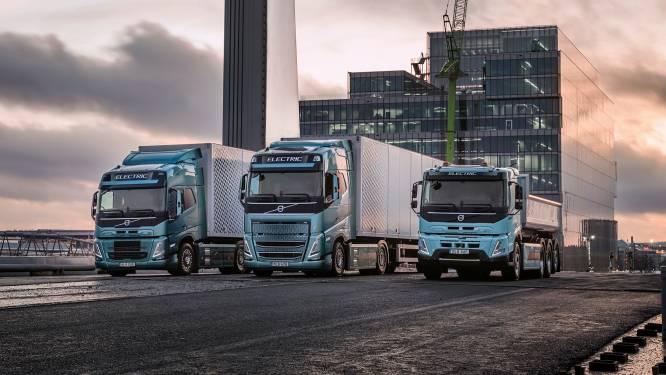 Elektrische vrachtwagens zijn in opkomst, maar langs de snelweg kunnen ze niet laden