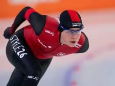 Emmeloordse Femke Beuling net naast podium op 500 meter op NK afstanden