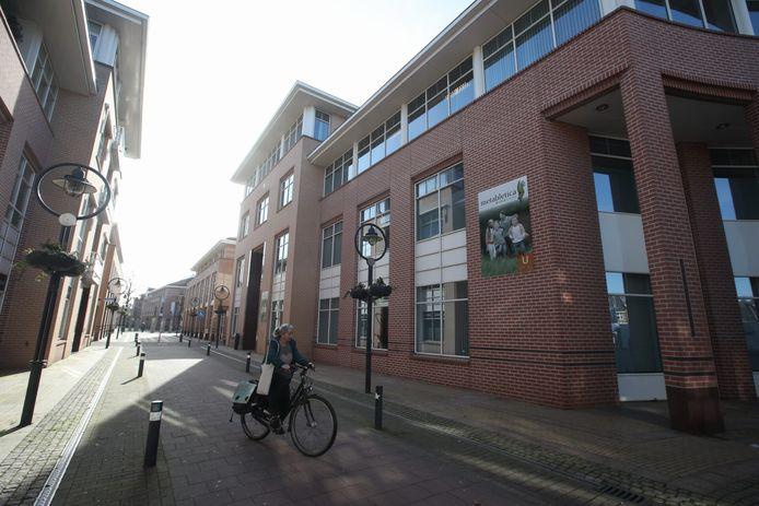 Het kantoor van Metabletica in het centrum van Valkenswaard