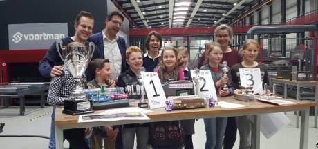 Alexanderschool Rijssen wint Twentse Techniek Week