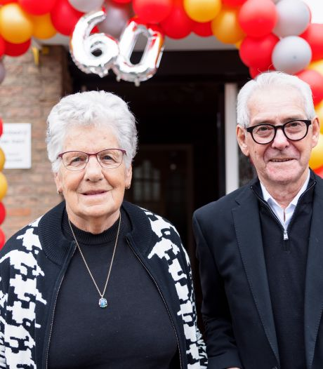 Diamanten echtpaar van Aalst-Koenen: Liefde in de snackbar