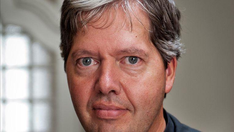 Hulpbisschop Rob Mutsaerts. Beeld