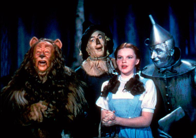 The Wizard of Oz met Judy Garland won in 1940 twee Oscars, beide voor de filmmuziek. Beeld AP