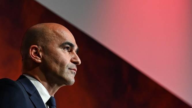 """Sélection pour l'Euro: Roberto Martinez révèle son """"choix le plus difficile"""""""