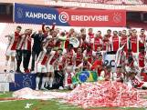 Kampioen Ajax krijgt geen gewenste erehaag van Feyenoord