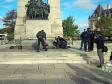 Politie Ottawa: schutter werkte alleen