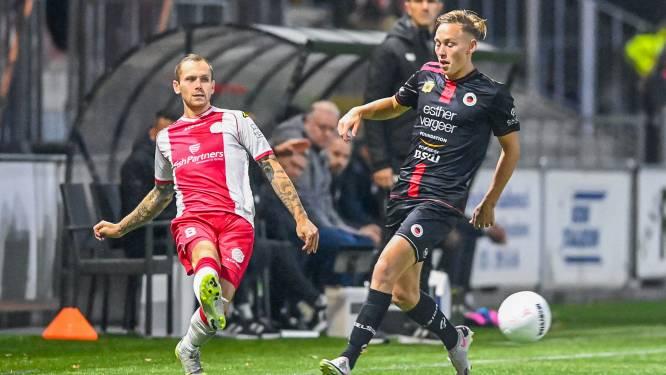 IJsselmeervogels heeft tegen Excelsior niets aan roemrijk verleden: 'Het zat er geen moment in'