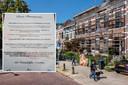 De Sint Peterlaan in het Arnhemse Sonsbeekkwartier. Bewoners van deze wijk hebben onlangs een brief in de bus gekregen van Roy en zijn partner: of ze hun huis willen verkopen.