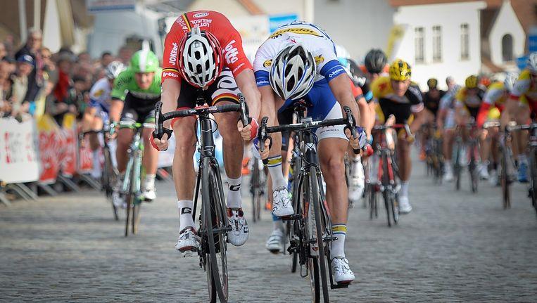 Kenny Dehaes won de vorige editie. Beeld BELGA