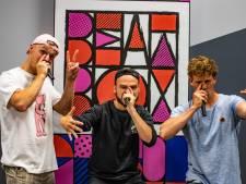 Filmpje van Enzo Knol die les krijgt in Beatbox Zwolle, bijna 700.000 keer bekeken
