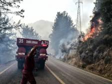 Bijna alle branden in Turkije onder controle, vuur houdt ook huis in Griekenland en Italië