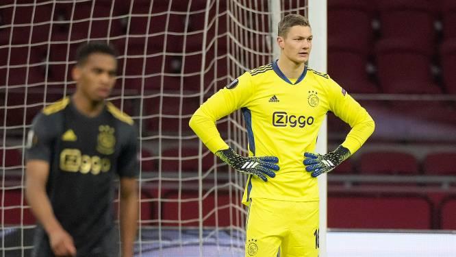Blunder Scherpen en misser Tadic leiden onnodige nederlaag Ajax in tegen Roma