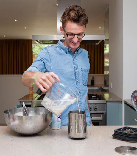 Heerlijke luchtige havermelk voor je koffie zelf maken, kan dat?