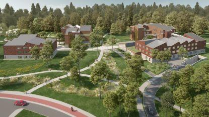 Bouw nieuwe zorgsite in Nieuwkerken van start