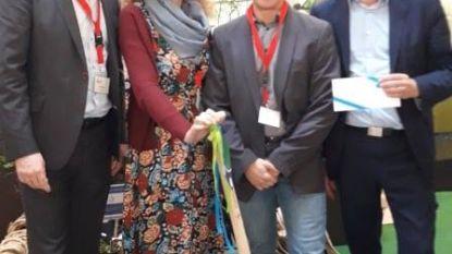 Ouderraad Sint-Laurens wint 10.000 euro voor realisatie groen speelpleinproject