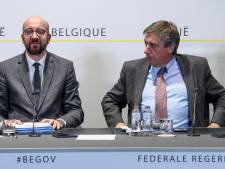 Pacte de l'ONU sur les migrations: Michel et Jambon affichent leur optimisme