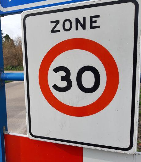Oost Gelre wil in alle dorpen maximumsnelheid van 30 kilometer per uur invoeren