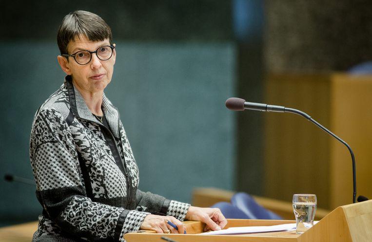 Staatssecretaris Jetta Klijnsma van Sociale Zaken. Beeld anp