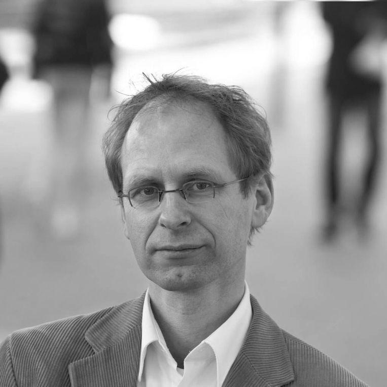 Frans-Willem Verbaas is advocaat vreemdelingenrecht. Beeld