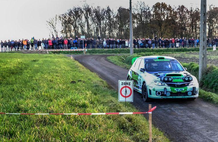 De rally '6 uren van Kortrijk' zal vanaf 2020 niet langer door Zwevegem mogen rijden, als het van burgemeester Marc Doutreluingne afhangt.