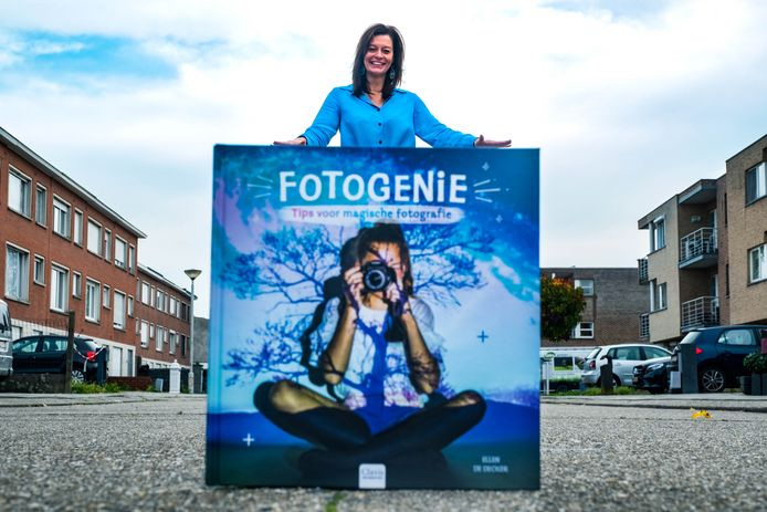 Hoe spelen met perspectief al een beetje magisch kan lijken. Dat, en veel meer, vind je in 'Fotogenie', het nieuwe fotografieboek  van Ellen De Decker.