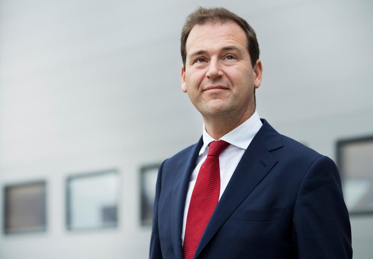 Vicepremier Lodewijk Asscher (PvdA)